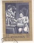 Stamps Poland -  Estanislaw Moniuszko-Compositor