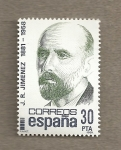 Stamps Europe - Spain -  Juan Ramon Jimenez