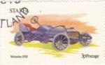 Sellos de Europa - Reino Unido -  modelo Wolseley 1905   STAFFA-Escocia