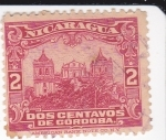 Sellos de America - Nicaragua -  American Bank