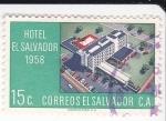 Stamps El Salvador -  Hotel El Salvador