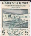 Stamps Colombia -  III Centenario de San Pedro Claver