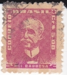 Stamps Brazil -  Roi Barbosa