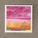 Stamps Canada -  XII Cumbre de la francofonía