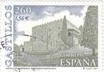 Sellos de Europa - España -  Castillo de Montesquiu-Montesquiu (Barcelona)     (Ñ)