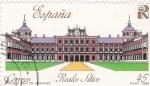 Sellos de Europa - España -  Reales Sitios-Palacio Real de Aranjuez     (Ñ)