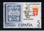 Sellos de Europa - España -  Edifil  2549  50 Aniver. del sello de recargo de la Exposición de Barcelona.