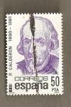 Sellos de Europa - España -  Calderón