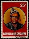 Stamps : Africa : Democratic_Republic_of_the_Congo :  Mobuto Sese SeKo
