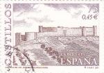 Sellos de Europa - España -  Castillo del Cid  Jadraque (Guadalajara)     (Ñ)