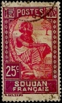 Stamps Sudan -  Nativa