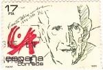 Stamps Spain -  Vicente Olive Andreu                     (Ñ)