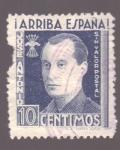 sellos de Europa - España -  jose a. primo de rivera
