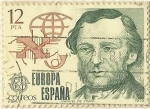 Stamps : Europe : Spain :  MANUEL DE YSASI
