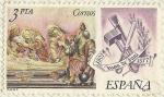 Stamps : Europe : Spain :  JUAN DE JUNI