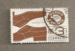 Sellos de America - México -  Mejico exporta