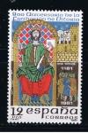 Sellos de Europa - España -  Edifil  2625   800 Aniversario de la fundación de Vitoria.