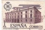 Stamps Spain -  Antigua Aduana de Cádiz     (Ñ)