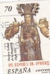 Stamps Spain -  Las Edades del Hombre- Catedral de Astorga       (Ñ)