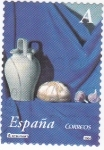 Stamps Spain -  Cerámica          (Ñ)