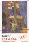 Stamps Spain -  Entrañable Navidad                           (Ñ)