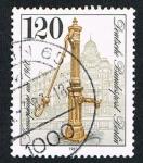 Stamps Germany -  DEUTSCHE BUNDESPOST BERLIN