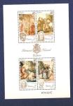 Stamps Spain -  PATRIMONIO ARTISTICO NACIONAL. TAPICES