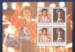Stamps America - Saint Vincent and the Grenadines -  MICHAEL JACKSON