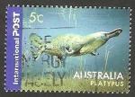 Sellos de Oceania - Australia -  2418 - Fauna salvaje australiana, ornitorinco