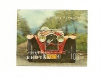 Stamps of the world : Bhutan :  Automóviles de época  Alfa Romeo  3D