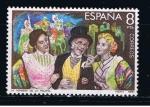 Stamps Spain -  Edifil  2656  Maestros de la Zarzuela.