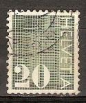 Sellos del Mundo : Europa : Suiza : Bobina Sellos Numeral.
