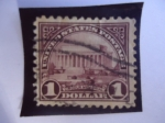 Stamps United States -  LINCOLN  MEMORIAL