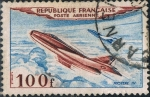 Sellos de Europa - Francia -  PROTOTIPOS. DASSAULT MYSTERE IV. Y&T Nº A30