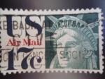 Sellos de Europa - Estados Unidos -  LIBERTY