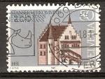 Sellos del Mundo : Europa : Suiza : 502a Aniv del Pacto de Stans.