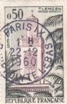 Sellos de Europa - Francia -  Tlemcen-Gran Mezquita