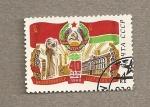 Stamps Russia -  40 Aniv. República de Lituania