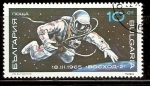 Stamps Bulgaria -  EXPLORACIÒN   ESPACIAL