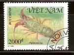 Sellos de Asia - Vietnam -  PALINURUS