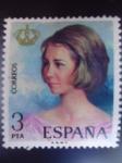 Sellos de Europa - España -  Ed:2303.Sophia Margarita Viktoria Friderike Glucksburgo ó Sofia de Grecia y Dinamarca