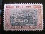 Stamps : Europe : Montenegro :