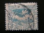 Stamps : Europe : Germany :  Comision de Gobierno Alta Silesia