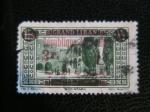 Stamps Lebanon -  Grand Liban- Resellado