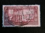 Stamps Lebanon -  Grand Liban