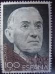 Stamps Spain -  ED.2578-Ramón Pérez de Ayala y Fernández del Portal 1880-1962 (Abogado -Escritor)