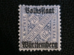 Stamps Germany -  Birmania