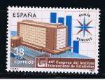 Stamps Spain -  Edifil  2718  44º Congreso del Instituto Internacional de Estadística.