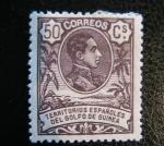 Stamps Guinea -  Territorio Español