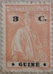 Sellos de Europa - Portugal -  guine 1914